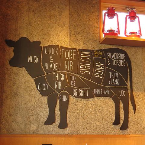 神田の肉バル RUMP CAP(ランプキャップ) 立川店|店舗イメージ3