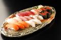 料理メニュー写真お寿司20貫