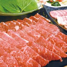 土古里 上野バンブーガーデン店のコース写真