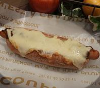 ホットドッグのパンはカスクートを使用!