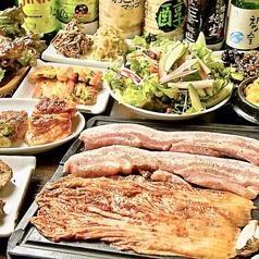 韓国料理 とんとんの写真