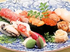 福鮨のおすすめ料理1