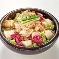 料理メニュー写真豆腐の棒棒鶏サラダ