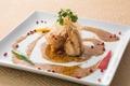 料理メニュー写真カサゴのブラックペッパーソース