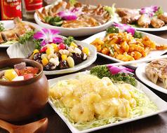中華料理 鴻利 こうりのコース写真
