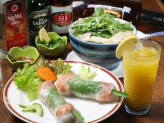 天然アジアン料理 サードアイイメージ