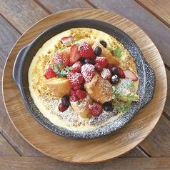 料理メニュー写真ブリュレフレンチトースト