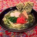 料理メニュー写真沖縄そば 並