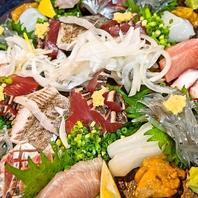 一度は食べたい!こはくの美味しい魚介類をどうぞ!