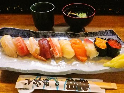 地元で愛され35年、2代目店主がおもてなし。国産活うなぎとお寿司が楽しめるお店。