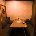 【1F】ソファ個室も完備!