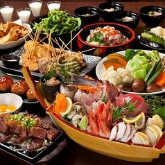 完全個室 居酒屋 新選 shinsen 新橋店のおすすめ料理1