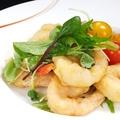 料理メニュー写真海老のフリット~チリマヨソース~