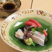 鮨 まえざわのおすすめ料理2