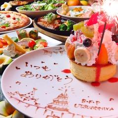 ベビーフェイスプラネッツ 宇都宮店のコース写真