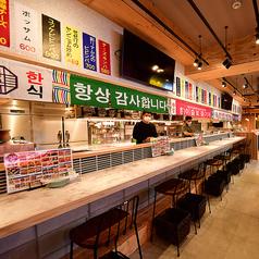 韓国食堂ケジョン82の雰囲気1