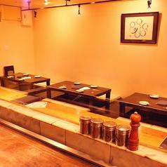 アットホームな空間で美味しいお食事を。宴会は最大30名様までお承り出来ます。
