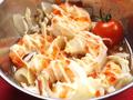料理メニュー写真エビのチリマヨ