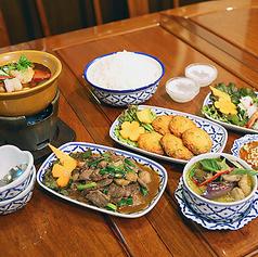 タイレストラン バンタイ THAI RESTAURANT BAN-THAIのコース写真