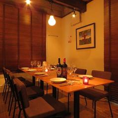 Taverna BARBA タベルナバルバの雰囲気1