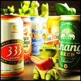 ●アジアンビール● 結構評判いい感じですよ♪