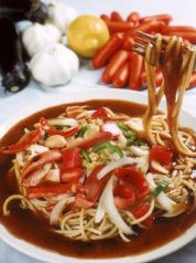 スパゲティ ユウゼンの写真