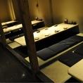 ふすまでお部屋の大きさを調整できますよ☆【大阪 江坂 居酒屋 個室 飲み放題 女子会 エンドレス 朝まで】