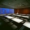 【団体様用個室◆最大60名様まで】ゆったり座れる大広間は会社宴会や同窓会などに