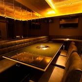 【カラオケ完備VIPROOM】2名~最大20名で使用できるカラオケ完備のお忍び個室