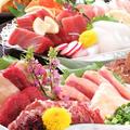 料理メニュー写真【1日5食限定!】馬肉と刺身の8点盛り