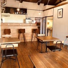 アンジェリカ コーヒー スタンドの写真