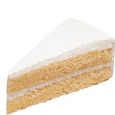しっとりクリームケーキ