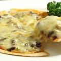 料理メニュー写真大人のピリ辛ピザ