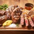 料理メニュー写真お任せお肉石窯ローストグリルの盛り合わせ5種 (4~5人前)