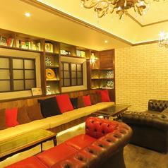 IR cafeのコース写真