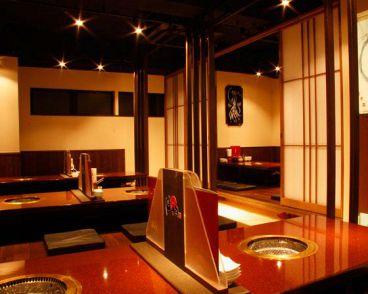 焼肉はやま 福岡の雰囲気1