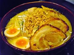 背脂ラーメン宮本 八日市場店 の写真