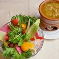 料理メニュー写真おいしい野菜のバーニャカウダ