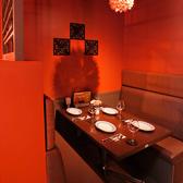最大6名様までご利用になれる個室ボックス席♪食べ放題もOKのパーティーコースでワイワイお楽しみください☆