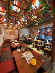 沖縄食堂 ハイサイ なんばこめじるし店の雰囲気1