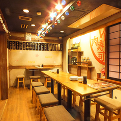 六本木 肉寿司の雰囲気1