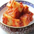 料理メニュー写真カクテキ/オイキムチ/山芋キムチ