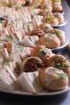 パーティーに会合に。。サンドイッチやフリブール人気の野菜たっぷりサンドした手まりパンにハード系パンにパストラミポークハムやトマトをサンドしたカンパーニュサンドなどご予算、ご希望に合わせてお作りします!!