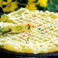 料理メニュー写真アボカドチヂミ