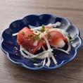 当店の肉寿司はシェフ厳選のお肉を使った逸品です♪SNS等で大好評いただいてるお料理を是非当店でお楽しみください!