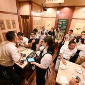 天ぷら酒場KITSUNE 三郷店の雰囲気3