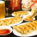 料理メニュー写真自家製焼き餃子(6個)