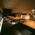 【掘りごたつ席◆24名様まで】25名様までのお集まりでお使いいただきやすいお席