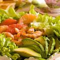 料理メニュー写真オリジナルオーガニックサラダ