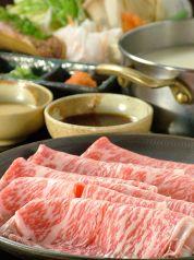 つきじ植むら 浦安店 日本料理 しゃぶしゃぶの写真